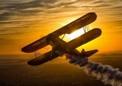Sunset-Stearman-antique