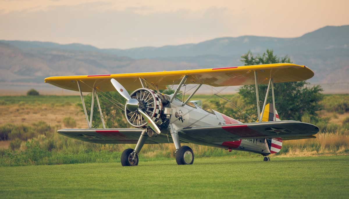 Agriculture - Vintage Aviation